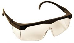 JSP ASA908-321-100  Junior Spectacles, Wraparound, Clear